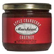 MUIRHEAD APPLE CRANBERRY CHUTNEY