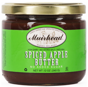 MUIRHEAD SPICED APPLE BUTTER