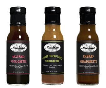 All-New Vinaigrettes