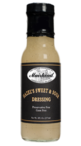 MUIRHEAD HAZELS SWEET AND SOUR DRESSING