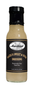 MUIRHEAD  HAZEL'S  SWEET AND SOUR DRESSING
